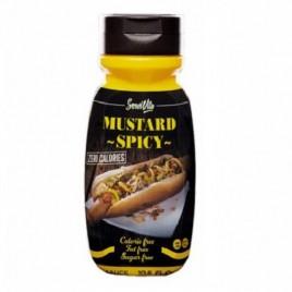 Salsa Servivita Mostaza Picante 320 ml