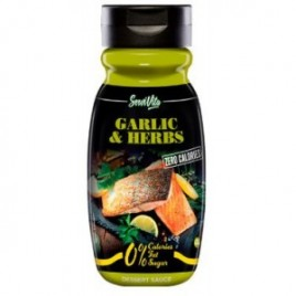 Salsa Servivita Ajo y Finas Hbas 320 ml