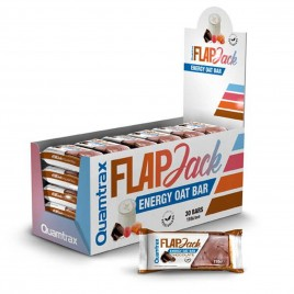 Barritas FlapJack Quamtrax 110 gr Choco