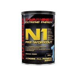 Pre Workout Nutrend 510 gramos