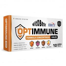 Optimmune Vitobest 10 viales