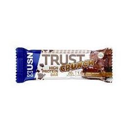 Barrita Protein Trust Crunchy Triple Choco 60gr