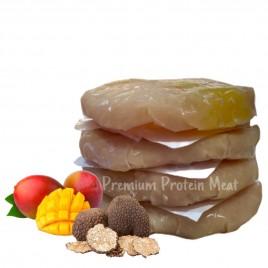 Hamburguesas de Pollo Con Mango y Trufa  4 X 100 Gr