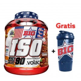 Proteínas Iso Big Sabores 1.8 kg