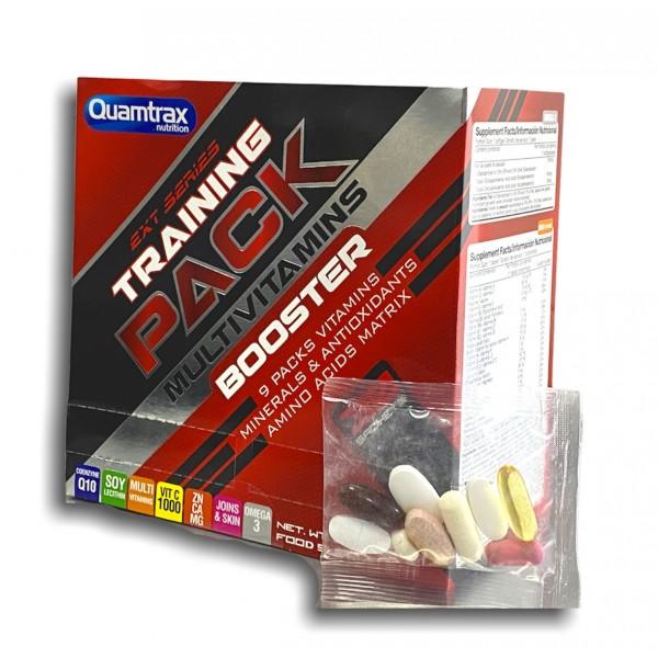 Training Pack Multivitamin Quamtrax 30 serv