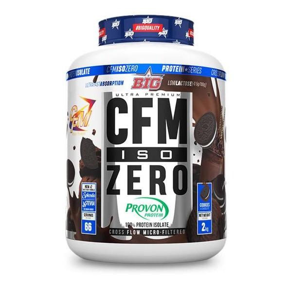 Proteína Iso CFM Zero Big 2 kilos