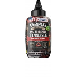 Salsa Tennessee BBQ Bourbon 290 ml