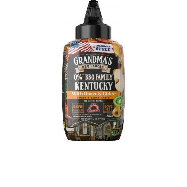 Salsa Kentucky BBQ Honey 290 ml