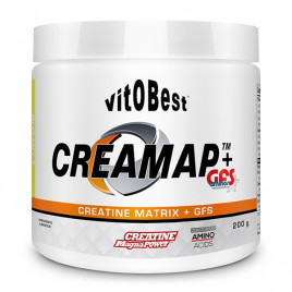 Creamap+GFS Polvo sabor Limón 200 gr