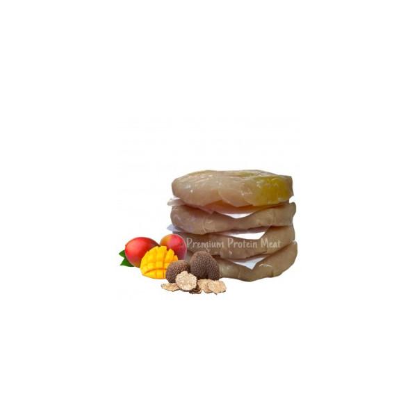 Hamburguesas de Pollo Con Mango y Trufa 6x100gr