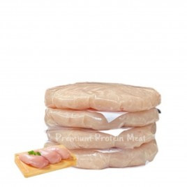Hamburguesas de Pollo Premium 6 x 100 gr