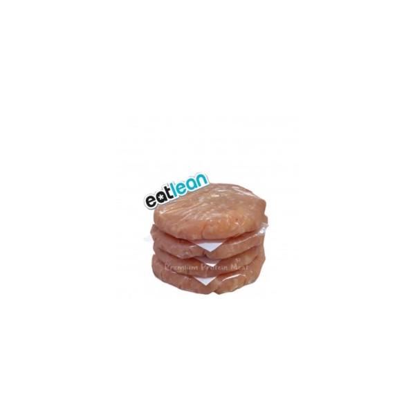 Hamburguesas de Pollo con Queso Proteico 6x100gr