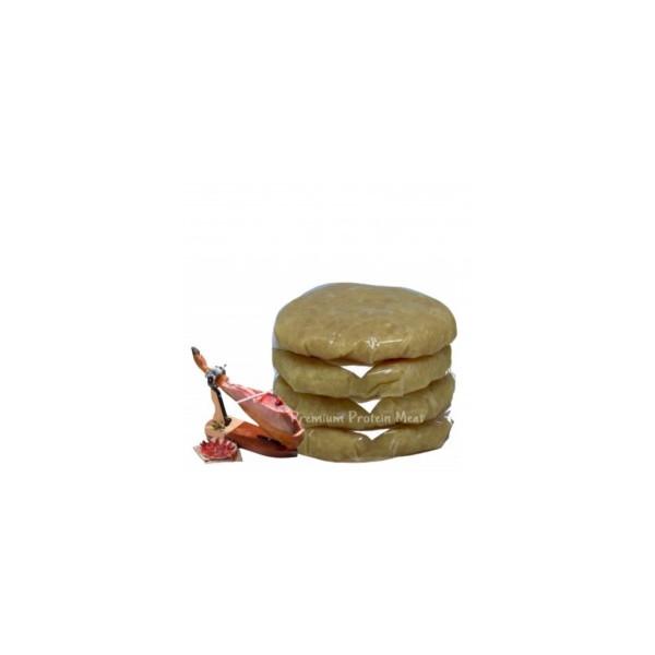 Hamburguesas de Pollo sabor Jamón Serrano 6x100 gr