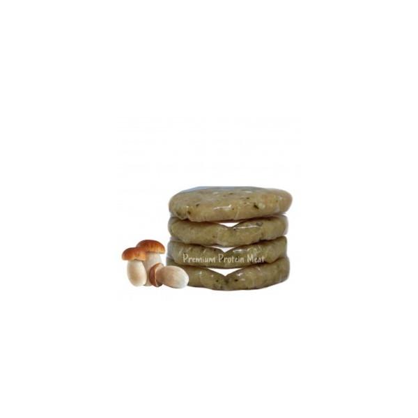 Hamburguesas de Pollo Sabor Boletus 6 x 100 gr