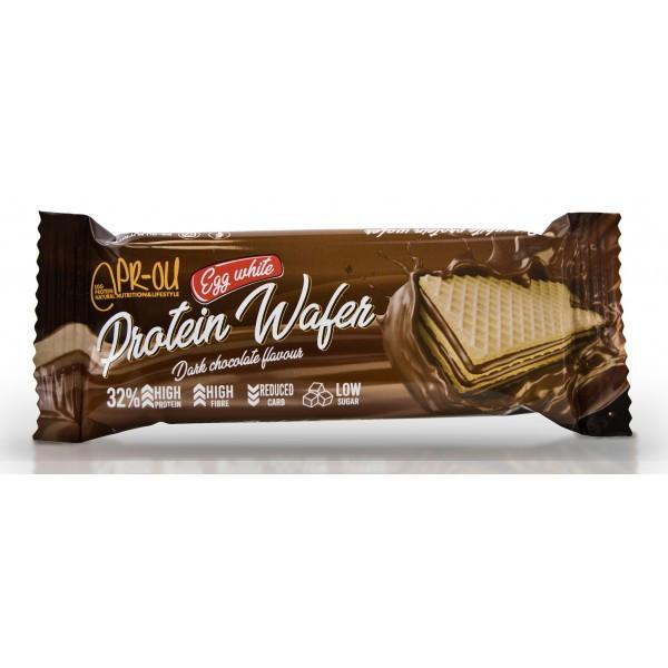 Barrita Protein Wafer Chocolate 35 gr Prou