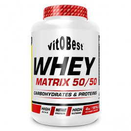 Proteína Whey Matrix 50/50 1.814gr