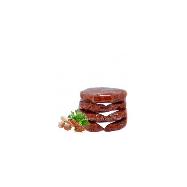 Hamburguesas de Ternera Premium 6 x 100 gr