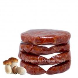 Hamburguesas de Ternera sabor Boletus 6 x 100 gr