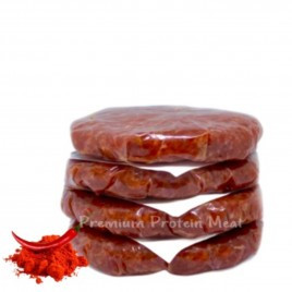 Hamburguesas de Ternera sabor Criollo 6 x 100 gr