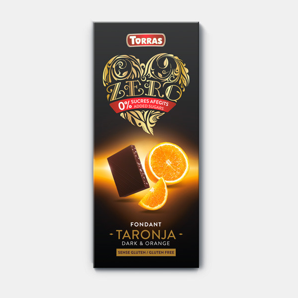 Chocolate Zero Torras tableta 100 gr