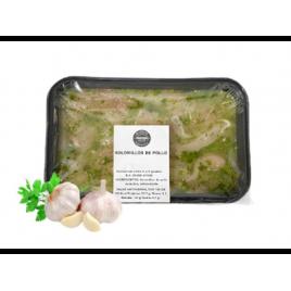 Solomillos de Pollo 500 gramos