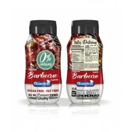 Salsa Quamtrax Barbacoa 330 ml