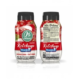 Salsa Quamtrax Ketchup 330 ml