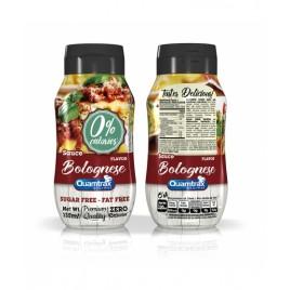 Salsa Quamtrax Boloñesa 330 ml