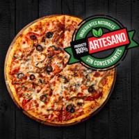 Pizzas Proteicas